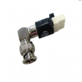 Coaxial Balun BNC Right Angle Male to IDC 3 Pole