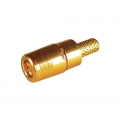 Coaxial Connector SMB Straight Male Crimp (Type A)