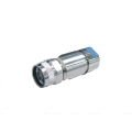 RF Connector N Male 1/2""