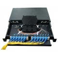 Fiber Optic Patch Panel(Slidable type)