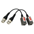 1CH Passive Video Balun with Extension Cable TT-202P