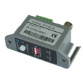 Single channels active UPT video balun receiver TT160R