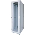 "EXTRA 19"" R- PERFORATION EXPORT SERVER RACK 27U, 60x90 cm."