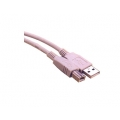 USB Cable USB Type A/B L 1 M.